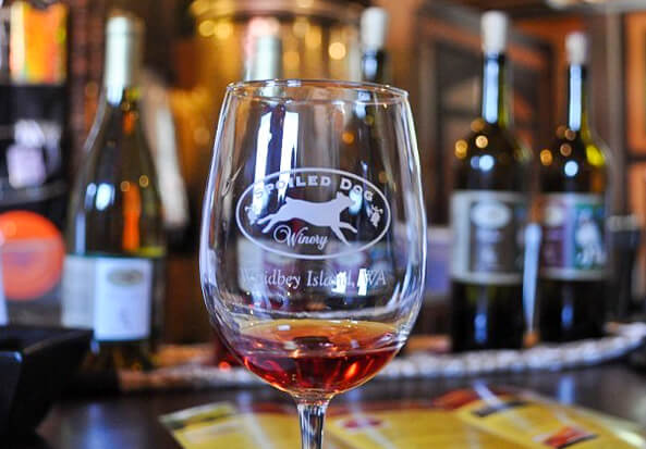 Whidbey wineries