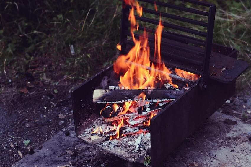 complete list of camping tips for beginners campfire