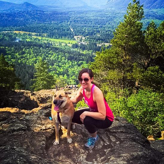 summer hikes in washington little si