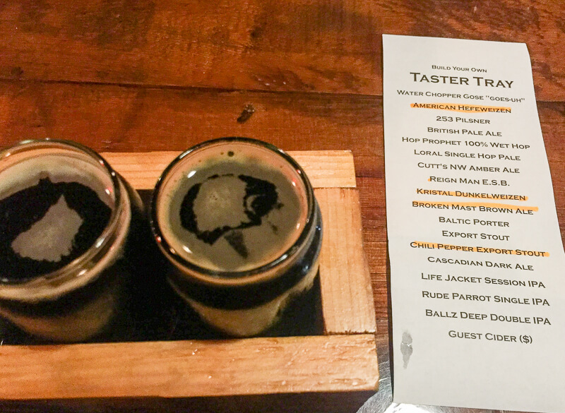 7 seas brewing what to do in gig harbor