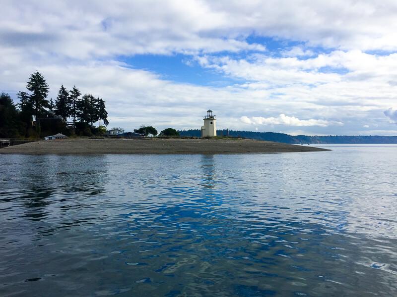 A Weekend Getaway in Gig Harbor