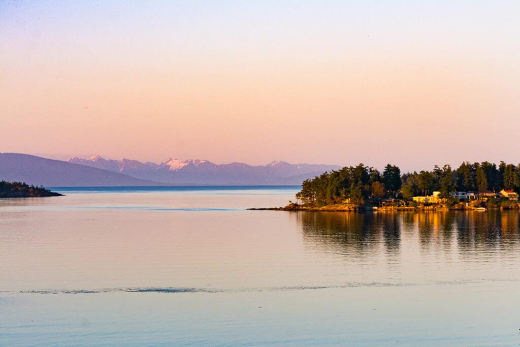 vancouver island seattle weekend getaway