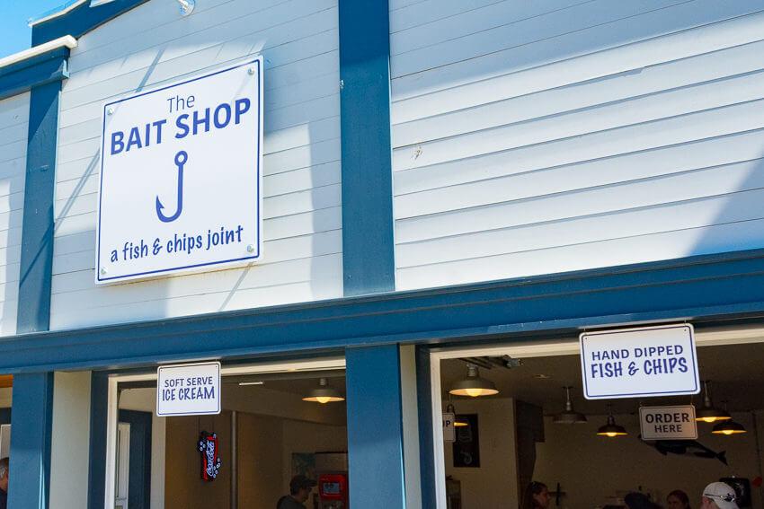 the bait shop san juan
