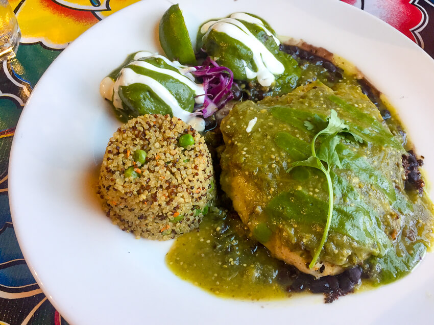 The Haute Enchilada
