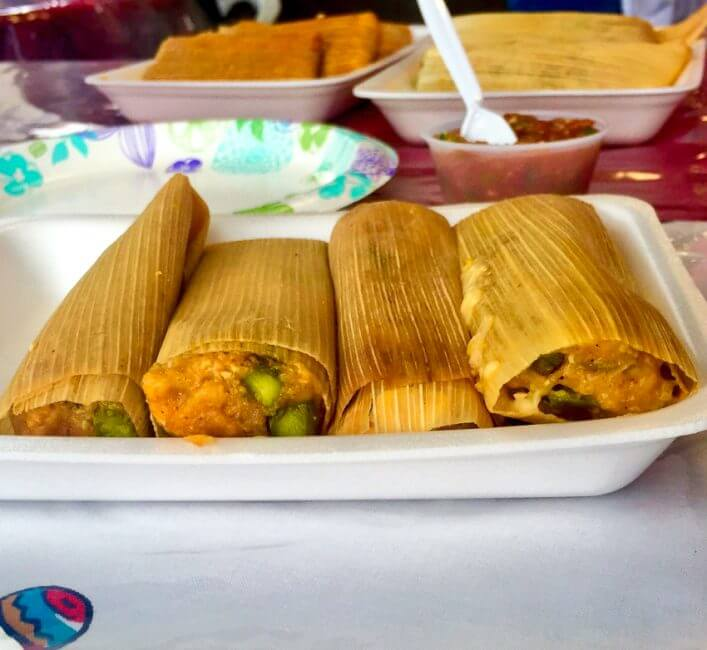 visiting yakima tamales