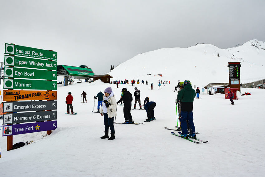 things to do in whistler ski