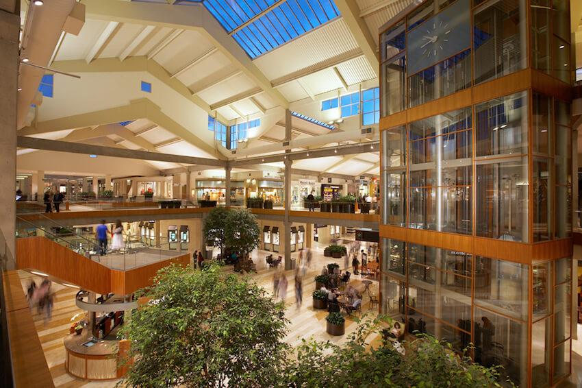 weekend in bellevue mall