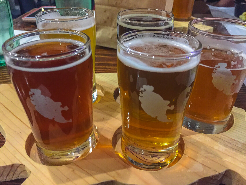 san juan island brewery