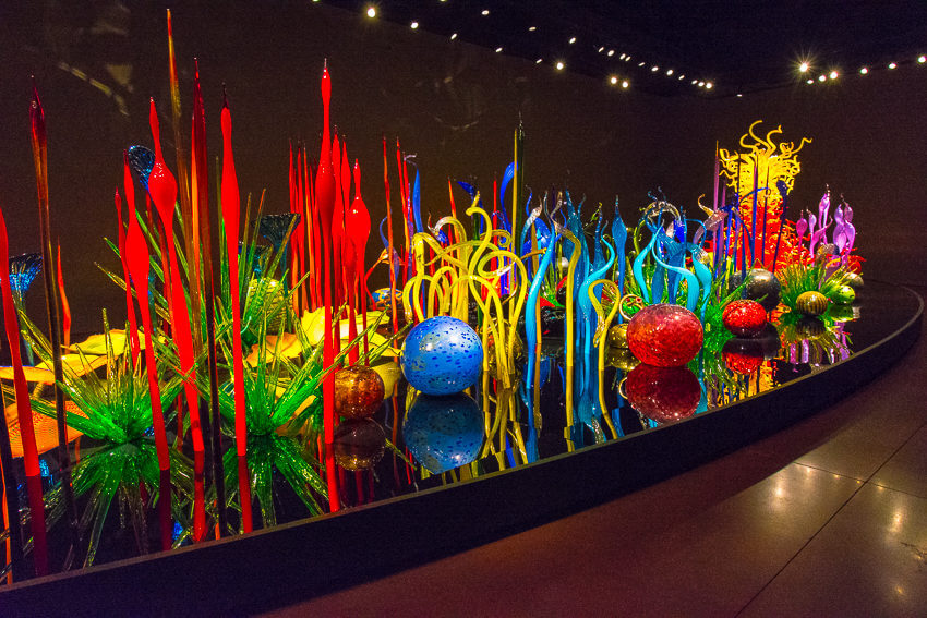 top instagrammable spots chihuly glass