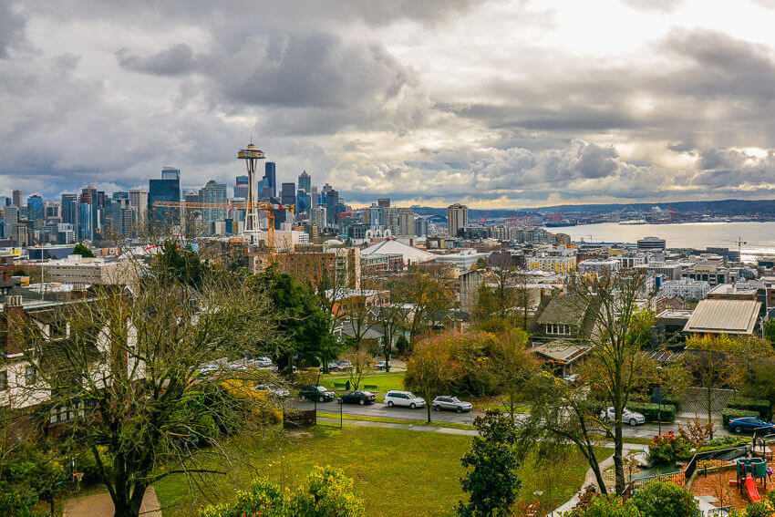 top instagrammable spots kerry park