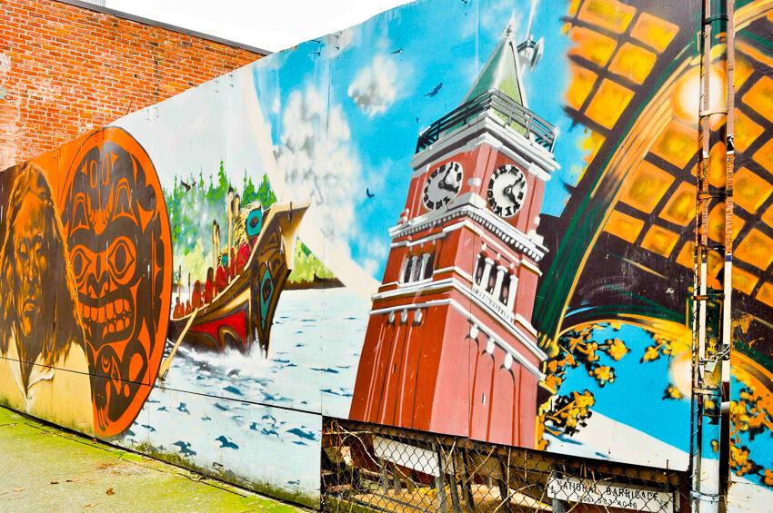 top instagrammable spots Seattle mural