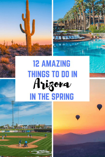 12 Amazing Things to Do in the Spring in Arizona