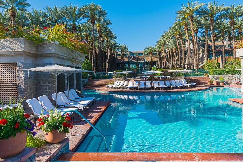 visit arizona spring pool