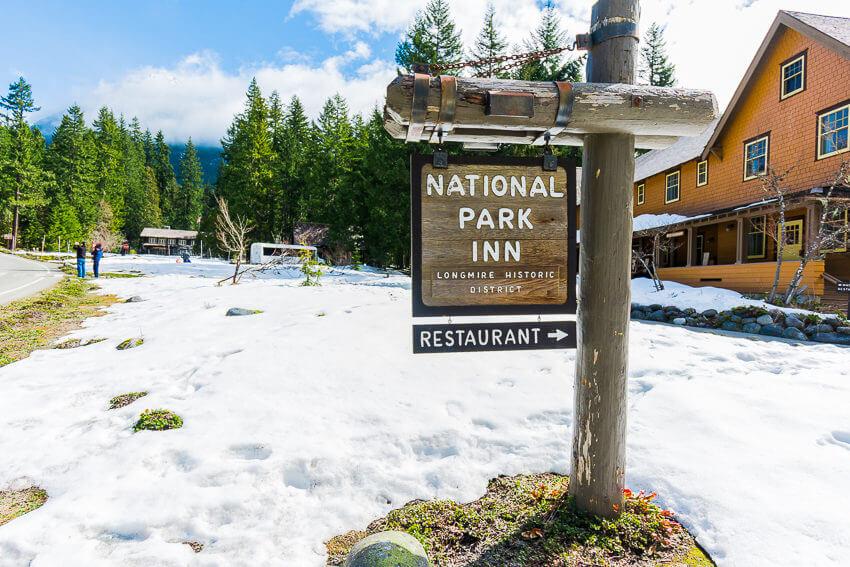 mt rainier national park inn