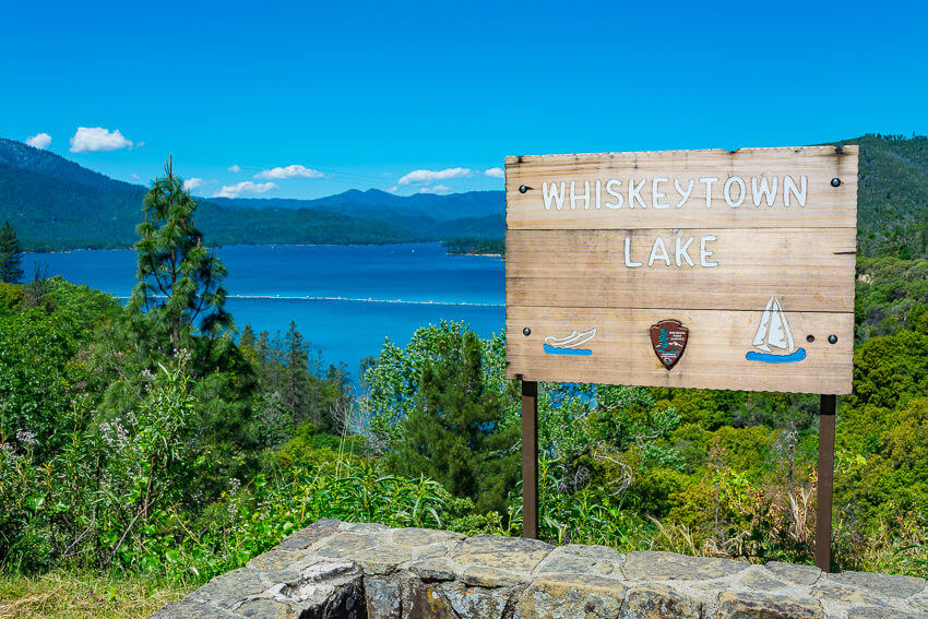 guide to redding whiskeytown