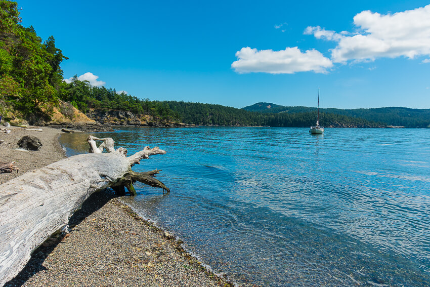 visit orcas island obstruction pass