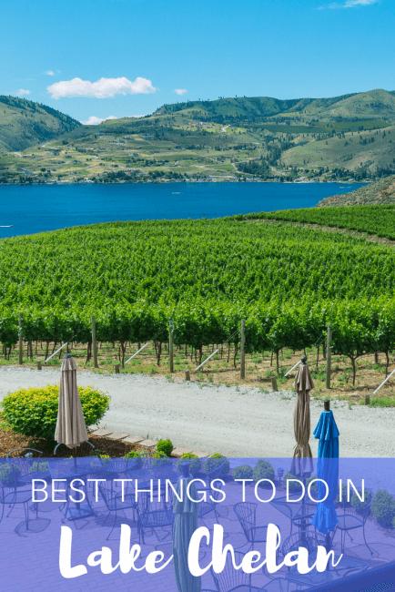 17 Fun Things to Do in Lake Chelan in 2021