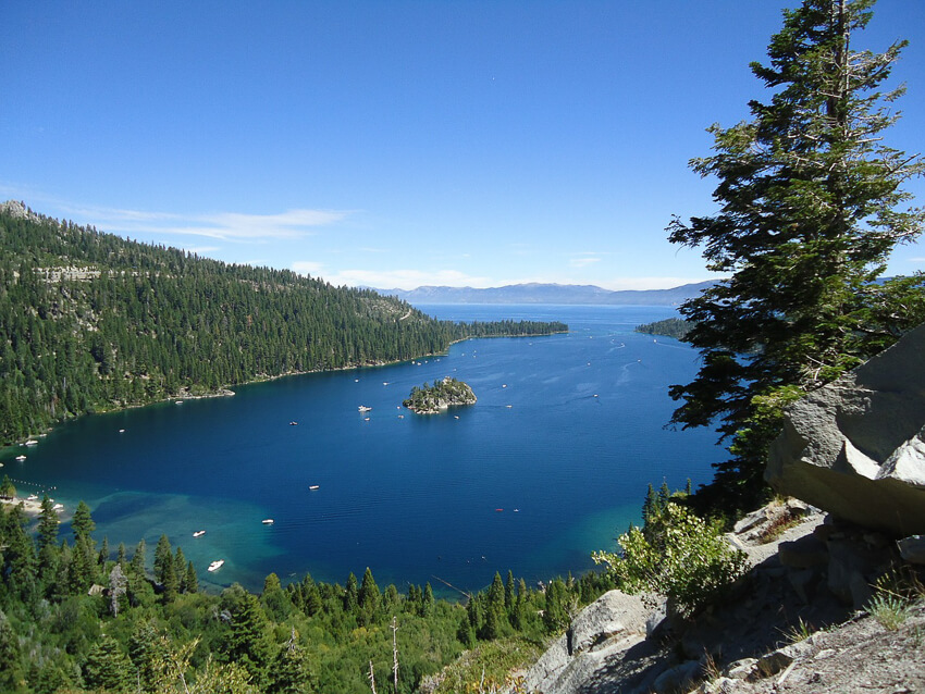 lake tahoe hikes peak