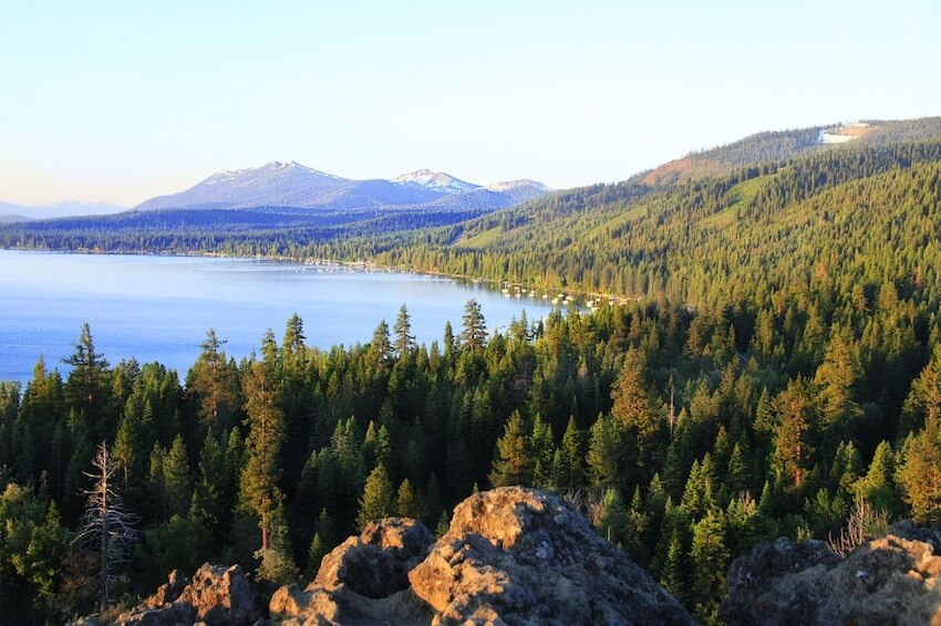 lake tahoe hikes trail