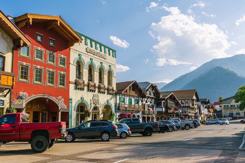 bavarian town in washington leavenworth