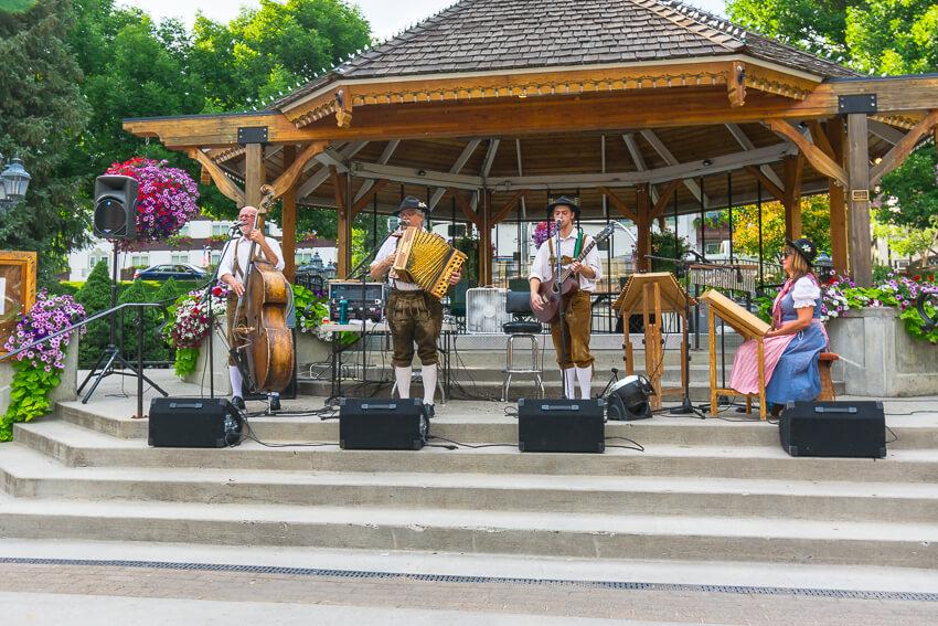 leavenworth activities music
