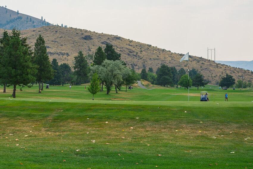 lake chelan golf