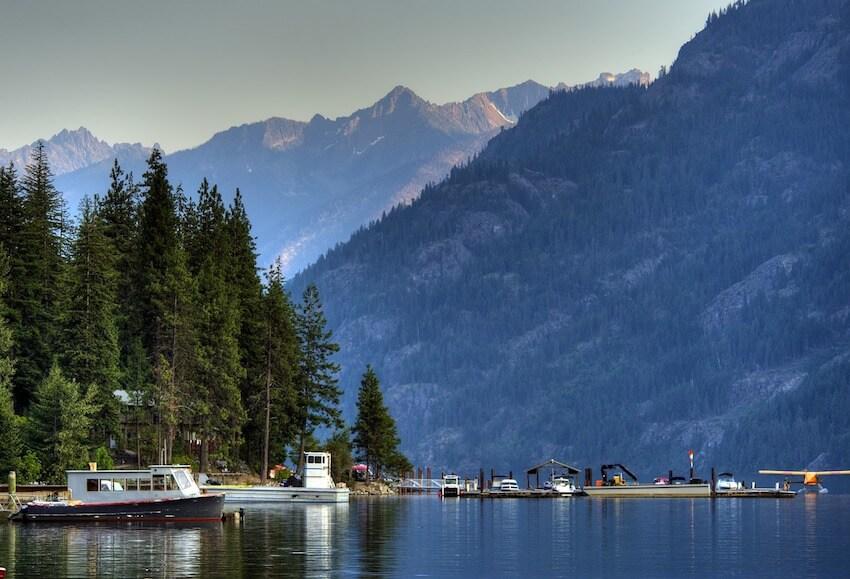 things to do in lake chelan stehekin