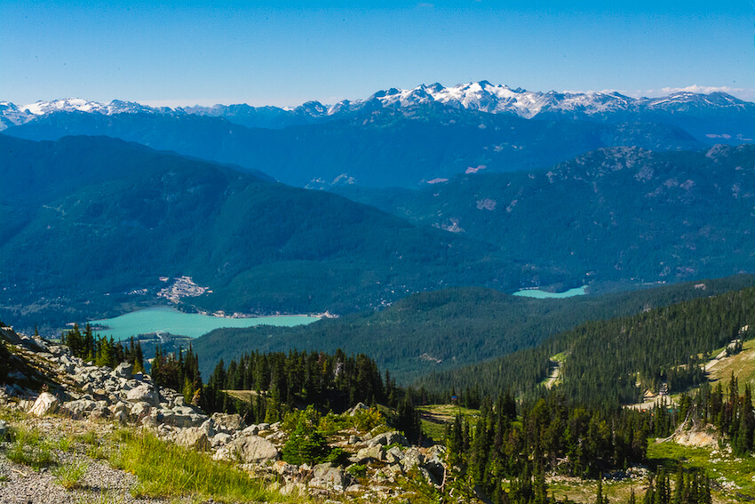 whistler summer activities hiking