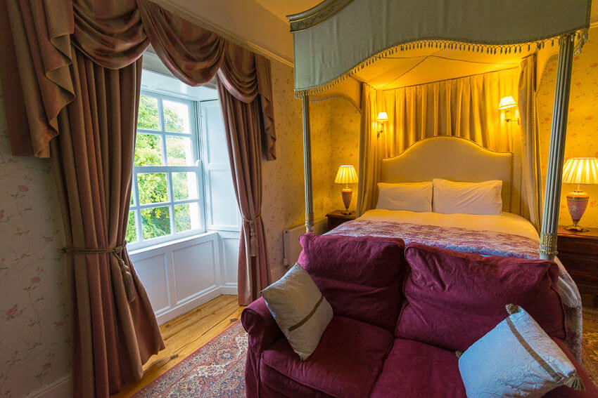 country house hotels in ireland viewmount house bed