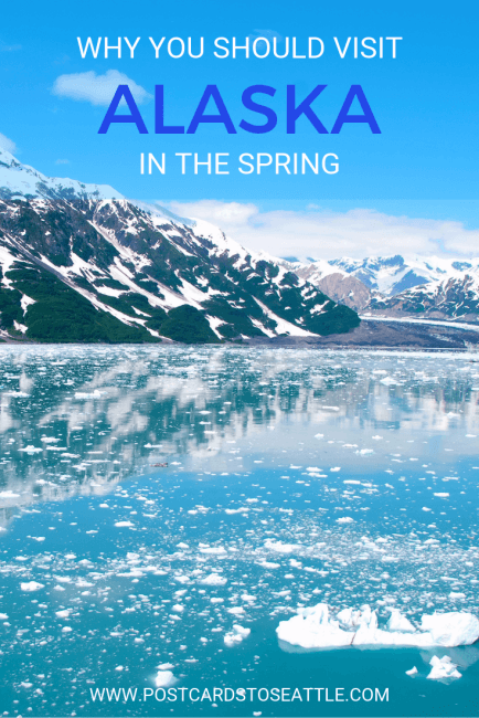 Why You Should Cruise Alaska in the Spring