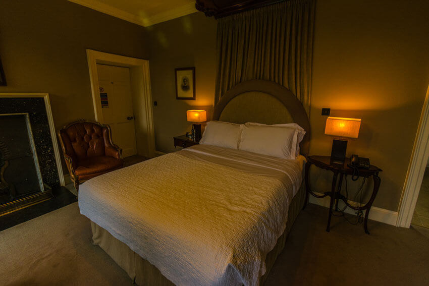 country house hotels in ireland newforge house bedroom