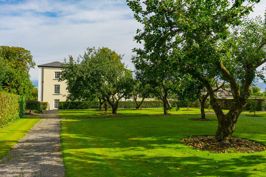 country house hotels in ireland viewmount house garden