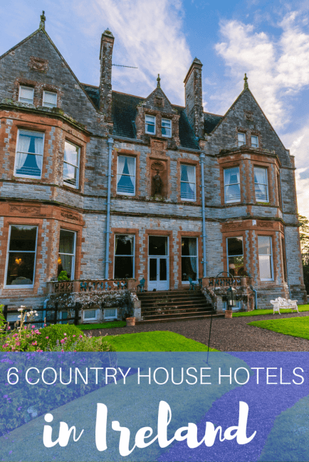 6 Beautiful Country House Hotels in Ireland You\'ll Want to Stay At