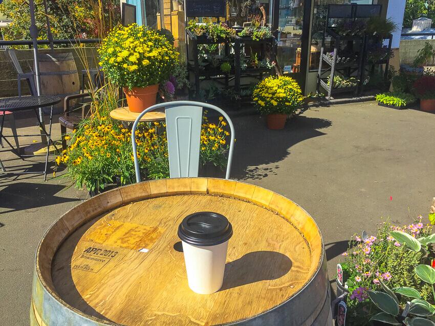 willamette valley silverton coffee