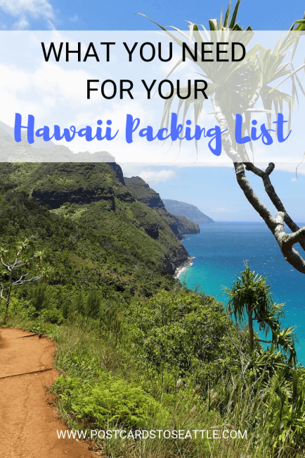 15 Things to Pack for Hawaii on Your Next Trip