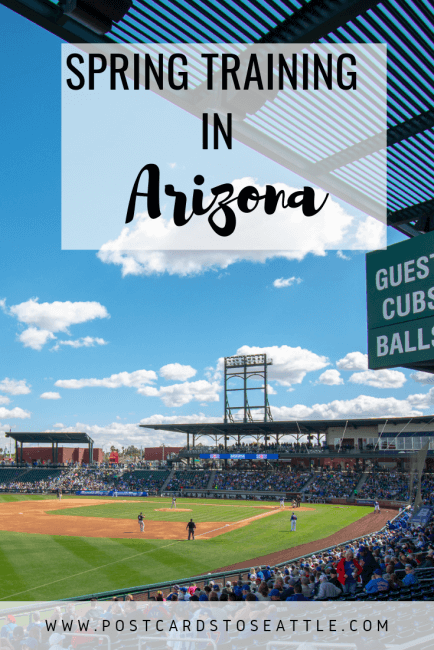 Everything You Should Know About Spring Training in Arizona