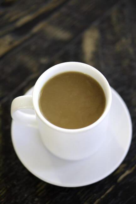 seattle famous food coffee