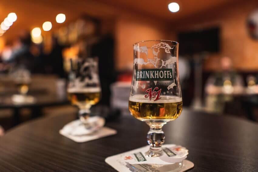 oktoberfest in washington beer