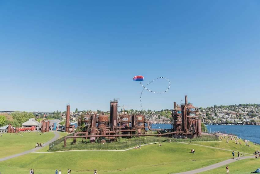 seattle with kids gasworks