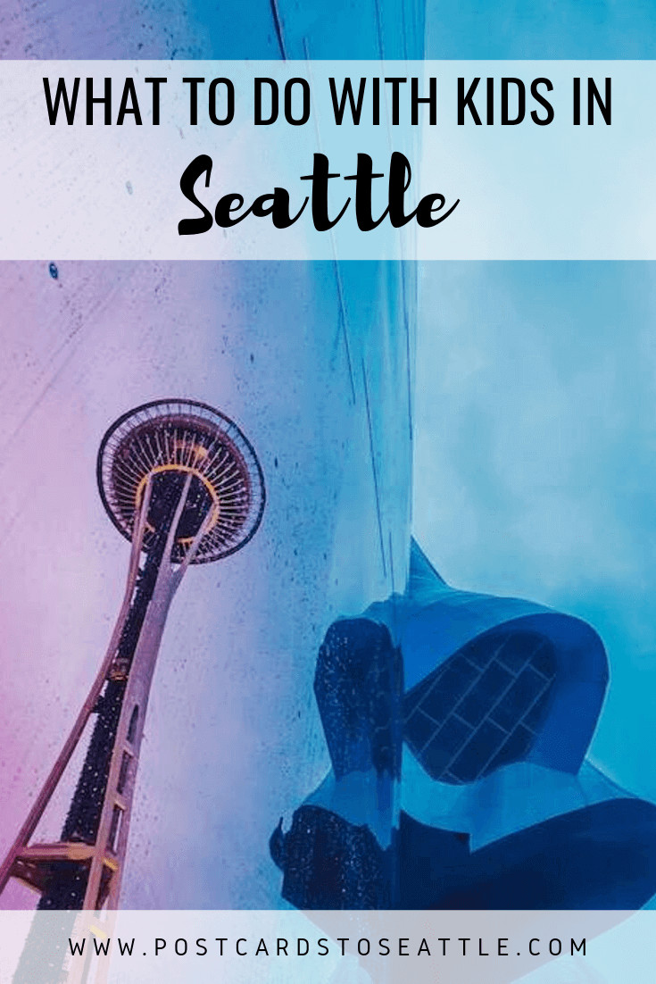 Looking for activities with kids in Seattle? Check out this list of the 30 best things to do in Seattle with kids to get a few ideas. #pnw #seattle #mopop #sounders #biking #hiking