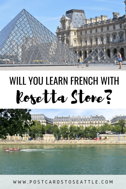 Will Rosetta Stone Help You Learn French?