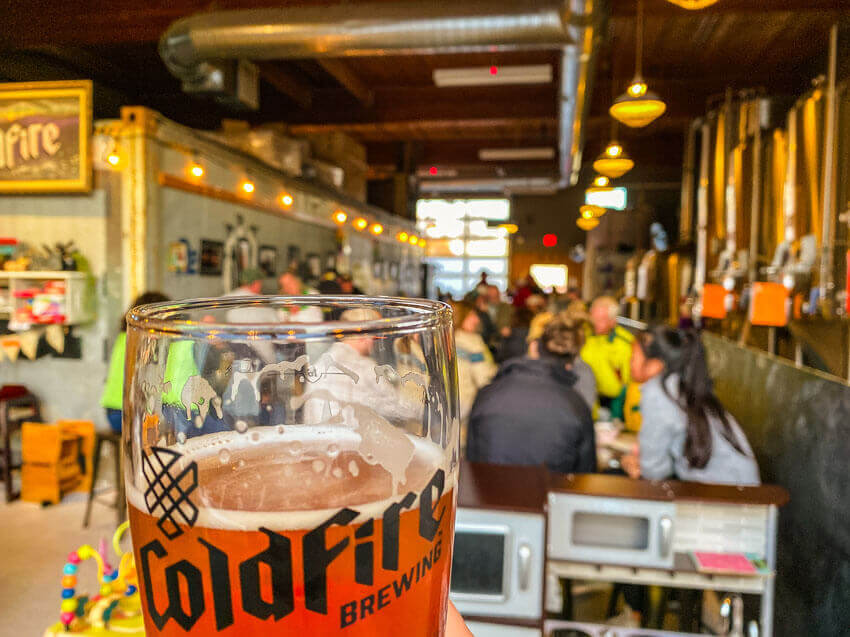 coldfire brewing eugene
