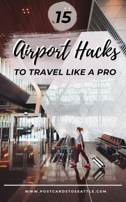 15 Airport Hacks to Help You Travel Like a Pro