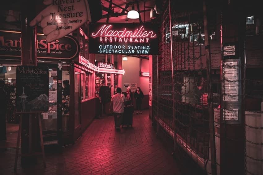 maximilien restaurant seattle
