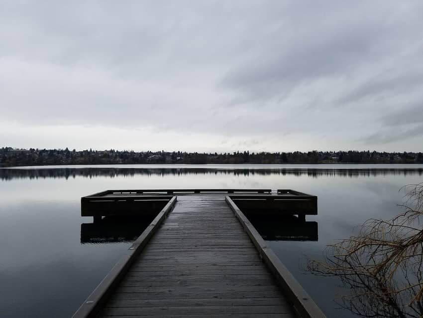 romantic spots in seattle green lake