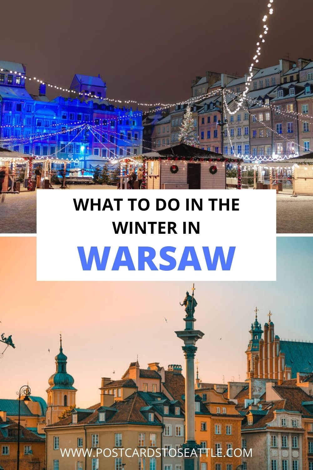 Warsaw in Winter: 15 Fun Things to Do While Staying Warm