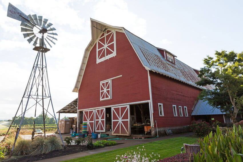 willamette valley food trail