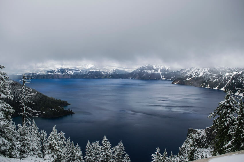 crater lake us national parks