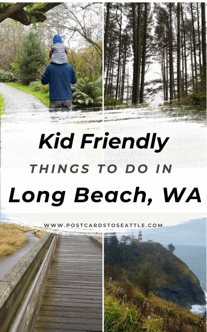 Planning a Pacific Northwest vacation? Here's how to spend a weekend in Long Beach, Washington. #longbeach #washington #pacificnorthwest #westcoast