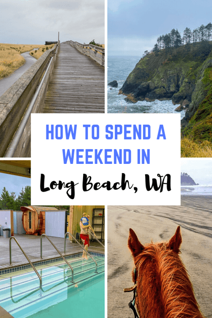 How to Spend a Cozy Weekend in Long Beach, Washington